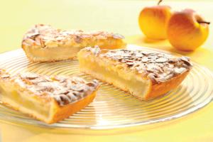 21034 Tarta manzana bretona y almendras